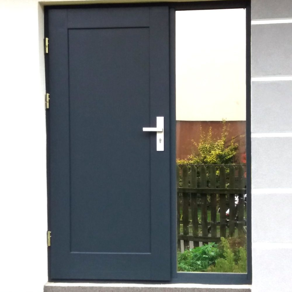 Drzwi zewnętrzne - Stolarz Biała Podlaska